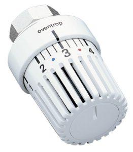 Termostatický ventil a hlavice Oventrop